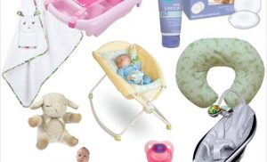 Products Essentials for Your New Born Baby
