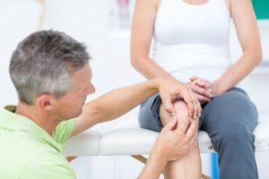 treat my knee pain