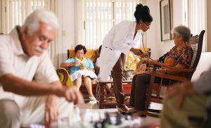 Making the Choice for Homecare